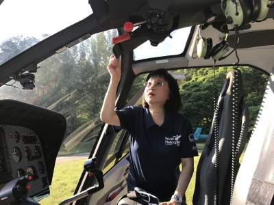 World Helicopter Day 2017